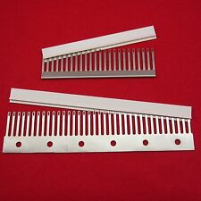 5.0mm 24 36 Deckerkämme- transfer comb deckercombs knitting machine Pfaff Passap