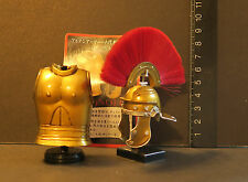 Boford Mononofu Roman Officer Helmet Gladiator 1/10 Scale Replica Figure Model B
