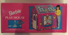 1996 Barbie Girls Play House Tent Clubhouse - New