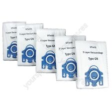 MIELE S6210 VACUUM BAGS TYPE GN X 5 + 2 FILTERS