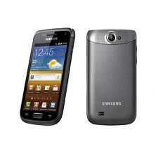 SAMSUNG i8150 Galaxy W Black + KFZ + USB OHNE BRANDING OHNE SIMLOCK Schwarz