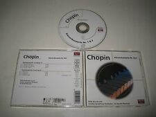 F.CHOPIN/KLAVIERKONZERTE NR.1 & 2(PHILIPS/462 459-2)CD ALBUM