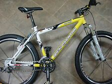 NOS ROCKY MOUNTAIN OXEGEN MTB SIZE MEDIUM, BUILT IN B.C!! SHIMANO, XTR,RACEFACE