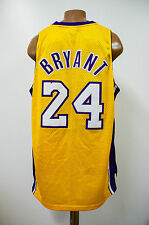 NBA LOS ANGELES LAKERS BASKETBALL SHIRT JERSEY ADIDAS #24 KOBE BRYANT