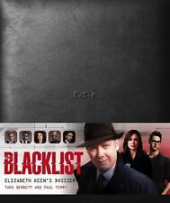 The Blacklist: Elizabeth Keen's Dossier by Paul Terry Hardcover Book (English)