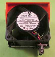 Dell Poweredge Lüfter NMB-MAT 2415KL-04W-B96 60x60mm DC 12V / 2.1A