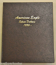 American Silver Eagle Dansco Album #7181 - 1986 to 2021 (25% Off Retail)*