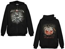 HELLOWEEN - 7 Sinners - Kapuzenjacke Hooded Zipper - Größe Size XL - Neu