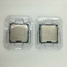 2pcs Intel Xeon X5460 Quad-Core 3.16 GHz 12M 1333MHz SLANP Socket 771 CPU