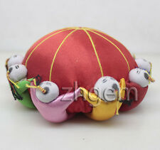 """Children Needle Sewing Pin cushion Big Red Chinese Needle Pillow 4"""""""
