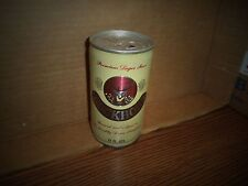 BUCKHORN 12 OZ ROUNDED STEEL BEER CAN OLYMPIA BREWING CO