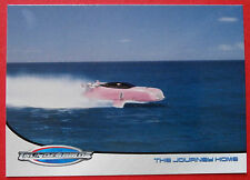 Thunderbirds (le film 2004) - carte #32 - the journey home-cartes inc 2004