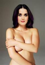 W3 Katy Perry # 15 topless 12x8inch circa A4 GLOSSY PHOTO