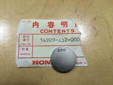 """Original Honda CB 750 ,CB 900 ,CB 1000 ,CB 1100 ,CBX """"Shim (300)"""" 14929-422-000"""