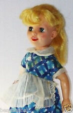 Vintage Old Miss Sunbeam Vinyl Eegee Doll