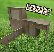 Mercedes Vito SWB LHD Camper Van Flat Pack / Kitchen Unit / Furniture