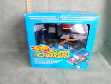 HOT WHEELS SUPER CHANGERS  CHEVY BLAZER MATTEL 1989 VINTAGE TOY