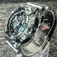 CASIO G SHOCK GA-100CM-8AER CAMOUFLAGE EDITION X LARGE ANALOGUE & DIGITAL NEW