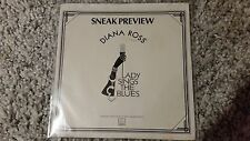 Diana Ross - Lady sings the blues US 7'' Single PROMO