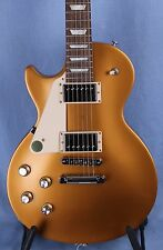 Gibson Les Paul Tribute 2017 T Left-Handed - Satin Gold Top w/ Gig Bag!