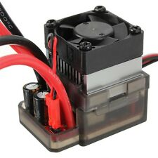 320A 7.2V-16V High Voltage ESC Brushed Speed Controller for RC Car Truck Boat I