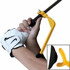 Golf Beginner Gesture Alignment Swing Trainer Angle Practice Aids Guide Tools