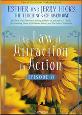 Abraham-Hicks Esther 2 DVD Path of Enthusiasm Law of Attraction In Action #6