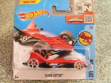 Hot Wheels 2016 #136/250 CLOUD CUTTER red Sky show Case L