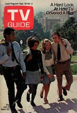 1970 TV Guide September 26 - Room 222; Amy Ames; Susan Dey of Partridge Family