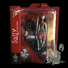 NBX Nightmare Before Christmas SALLY Select Action Figure DST Xmas!