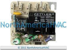 Trane Blower Motor Relay Fan Zettler RLY2257 RLY02257