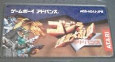 GODZILLA Gameboy Advance GBA Import Japan