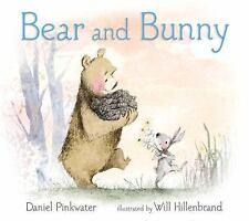 Bear and Bunny-ExLibrary