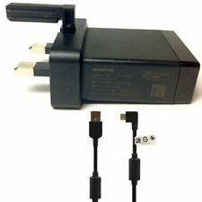GENUINE SONY ERICSSON EP800 MICRO USB MAINS CHARGER For XPERIA Z Z1 Z2 Z3