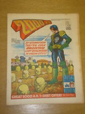 2000AD #18 BRITISH WEEKLY COMIC JUDGE DREDD JUN 1977 *