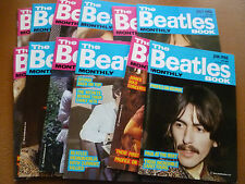 THE BEATLES BOOK MONTHLY MAGAZINE COMPLETE YEAR 1988 # 141-152 All 12 editions
