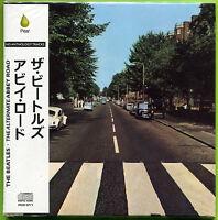 The Beatles THE ALTERNATE ABBEY ROAD Japan mini LP CD w/OBI No Anthology Tracks