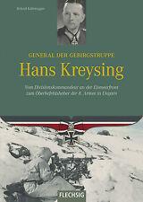General der Gebirgstruppe Hans Kreysing Eismeerfront 3. Gebirgsdivision Buch