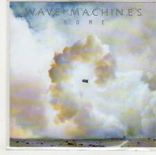 (ER211) Wave Machines, Home - 2013 DJ CD