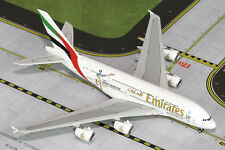 Gemini Jets GJUAE1469 Emirates Airlines Airbus A380-800 1:400 Scale ICC Cricket