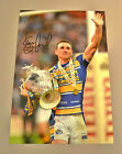 Kevin Sinfield Signed 12x8 Photo Autograph Leeds Rhinos Rugby Memorabilia + COA