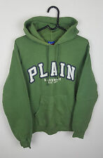 VTG RETRO WOMENS GREEN USA CHAMPION ATHLETIC SPORTS OVERHEAD SWEATSHIRT HOODIE S