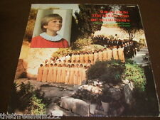 VINYL LP - BBC WELSH CHOIR - VOICES FROM THE HOLY LAND - REC 564