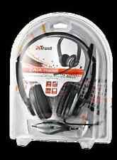AURICULARES CON MICROFÓNO TRUST 15482 Zaia Headset
