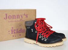 JONNY'S Kids Four Stiefel Boots schwarz 27144 Gr. 27 NEU UVP 99,95€