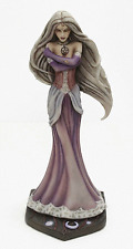 Elfenfigur Dragonsite Elfe - White Magick - Jessica Galbreth  Limited Edition