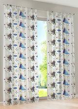 Eiskönigin Disney Frozen Anna Elsa Schlaufenschal 145 x 245 cm Gardine Vorhang