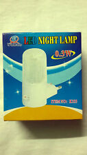 LED NIGHT LAMP (BLUE/RED/WHITE)