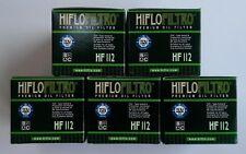 Gas Gas 450 Wild Hp (ATV) (2003 a 2007) Hiflofiltro Filtro De Aceite (Hf112) X 5 Pack