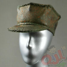 """bbi Blue Box Toys USMC 8 Point Hat Weathered for 12"""" Figures 1:6 Scale (5061b2)"""